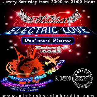 Electric Love - Around the World (Podcast Show) Episode #0062