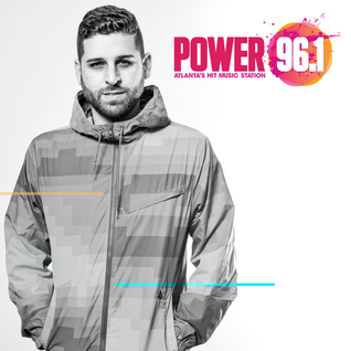 DJ EU Presents Live The Night Episode 002 #PowerMix for Power 96.1 Atlanta