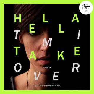 Dj Hella - TMI Takeover mix