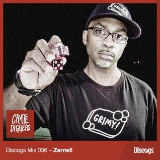 Discogs Mix 36- Zernell Gillie