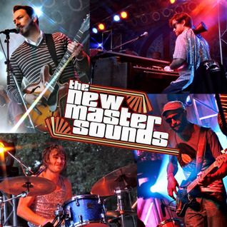 The New Mastersounds - Tribute
