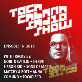 TOCACABANA RADIO SHOW 16_2016