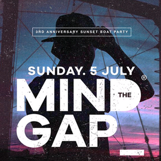 Rick Cee - Mind The Gap Malta 3rd Anniversary Boat Party - Hour 1