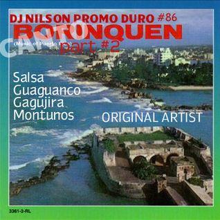DJ NILSON PROMO DURO #86 CANTO A BORINQUEN PART #2