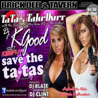Ta Ta's Takeover @ The Brick 10-5-2012