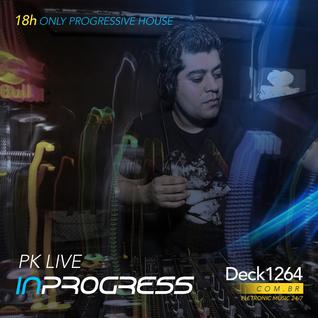 Dj Pk Live @ Deck1264 (Vinyl Set) 04 - 06 - 2016