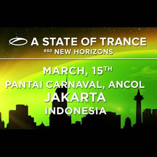 Armin van Buuren - Live @ A State of Trance, ASOT 650 (Jakarta, Indonesia) - 15.03.2014
