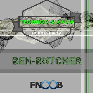 #019 | BEN-BUTCHER