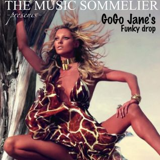"THE MUSIC SOMMELIER -presents- ""GOGO JANE'S FUNKY DROP"" RECORDED LIVE @ ZSIRÁF, BUDAPEST"