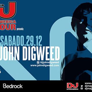 Matias Carafa @ Warm Up Logiztik Sound - John Digweed 29-12-2012