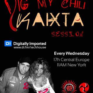 Kaixta -  Dig My Chil 044 (12 december 2012)