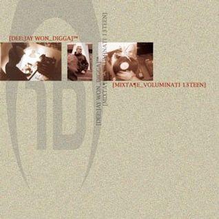 DJ Digga mixtape vol. 13 (2000)