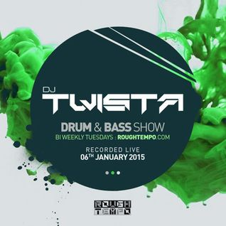 DJ Twista - Rough Tempo - DNB - Jan 2015