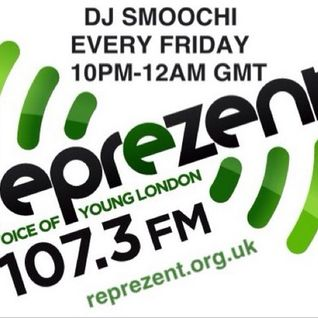 Dj Smoochi Presents The Eargasm Show On Reprezent Radio ( Fri 24th Feb 2012 )