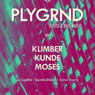 Playground Showcase ::: La Capilla, Bahía Blanca ::: Moses _ Warm up ::: 28-12-2013