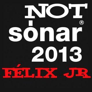 ¡¡¡NOT OFFICIAL SONAR BARCELONA 2013!!!! Félix JR Deep House 239