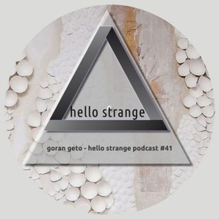 POD010 - Hello Strange podcast #41