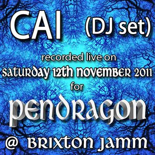 CAI - Pendragon @ Jamm 12-Nov-2011 (DJ set)