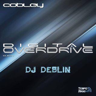 DJ Deblin - Digital Overdrive EP130