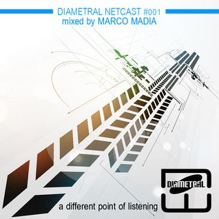 Diametral Netcast #001 mixed by Marco Madia