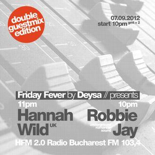 Robbie Jay Guest @ HFM 2.0 Radio Bucharest