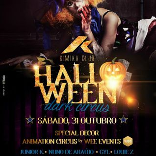 JUNIOR K. Live @ Halloween.15 Kimika Club (Tondela)