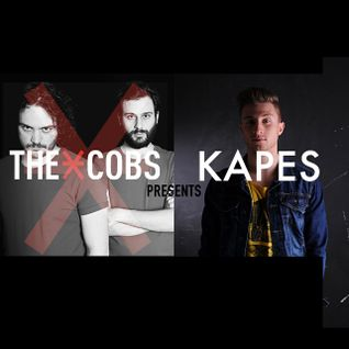 THE COBS DjMAG RadioShow volumeSEDICI.zero || GUEST MIX – KAPES ||