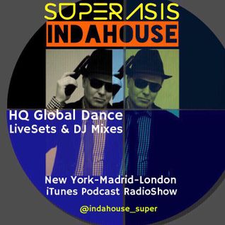 8.-SUPERASIS INDAHOUSE -RADIO NEW YORK CLUB- Live at Heaven on Funk'@Cool RNYC#21st October 2016