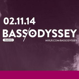 Bass Odyssey Radio Show #1 (02.11.14)
