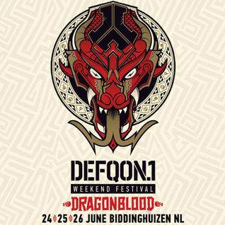 Akira @ Defqon.1 Weekend Festival 2016 - Yellow Stage