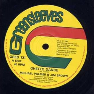 Ghetto Dance: Cool & Deadly 80's selection