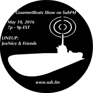 GourmetBeats SubFM May 2016