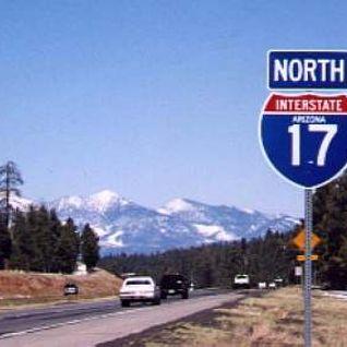 Yung Trump Present Ridin Down I-17