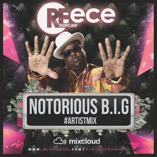 @DJReeceDuncan - The Notorious B.I.G #ArtistMix