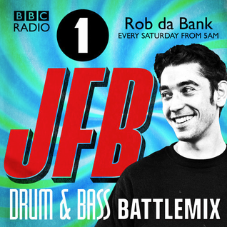 JFB Radio1 Drum&Bass BattleMix For Rob da Bank