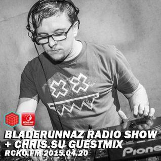 BLZ Radio Show w/ CHRIS.SU + Mentalien @ RCKO.FM 2015.04.20