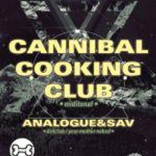 Cannibal Cooking Club - live @ Gotec Club Karlsruhe (30.11.2012)