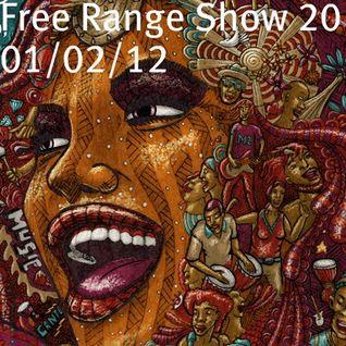 Free Range Show #20 01/02/12