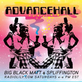 ADVANCEHALL w/ SPLIFFINGTON 01/18/14