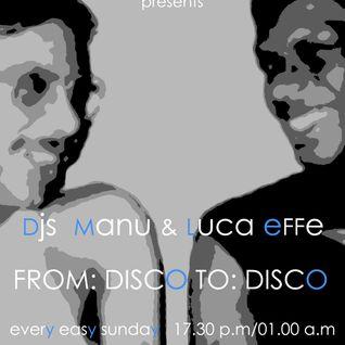 DJ Luca Effe - minD the sounD #1 live @ CARGO (Lato A)