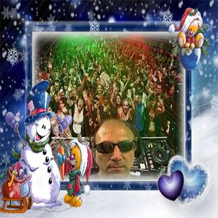 DJ Eric Adamo Christmas Disco Punk Funk Metal Mix 2013