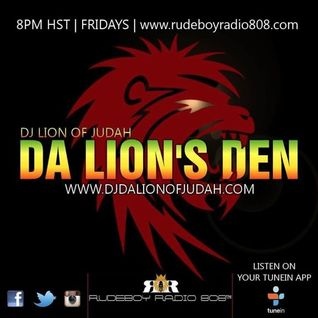 Da Lion's Den 1 Year Anniversary Guest Mix