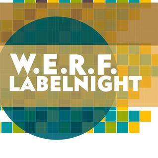 Mo'Jazz 179: W.E.R.F Labelnight