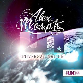 Alex M.O.R.P.H. – Universal Nation 044