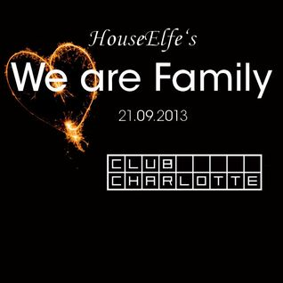 Dj Dargo - LIVE @ Club Charlotte 21.09.2013 [House Elfe's We are Family]
