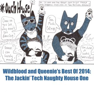 Wildblood + Queenie's Best of 2014 - The Jackin' Tech Naughty House One