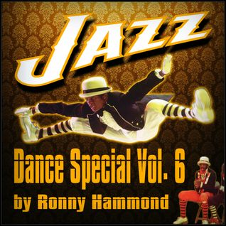 GJ49 - JAZZ-DANCE Special Vol.6 - Broadcast 28-02-15 (GielJazz - Radio6.nl)
