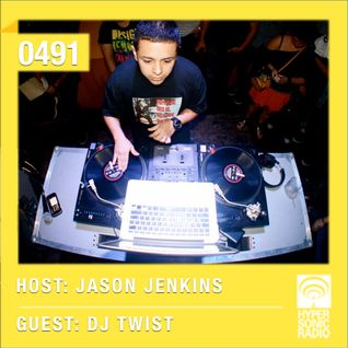 Hypersonic 491 2015-10-30 w/ TWIST & Jason Jenkins
