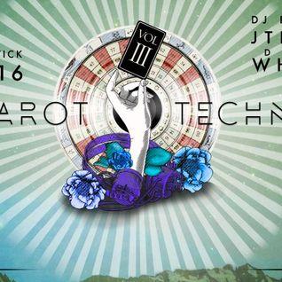 Demus Whisper Live at Tarot Techno Bushwick BK