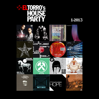 Torro's House Party 1/2013
